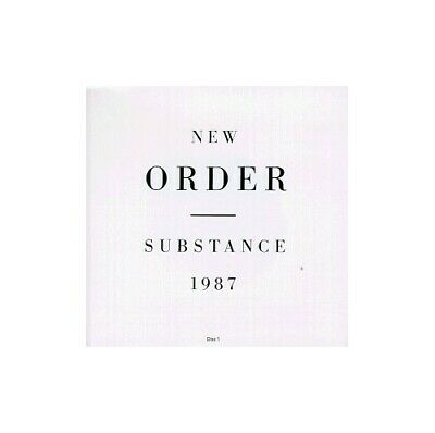 New Order - Substance - New Order CD CKVG The Cheap Fast Free Post The Cheap