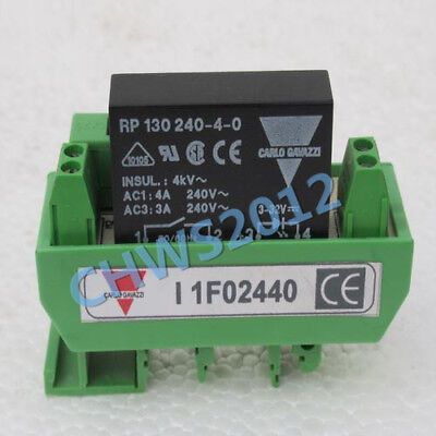 1 PCS Carlo Gavazzi Solid State Relay RP130240-4-0 tested