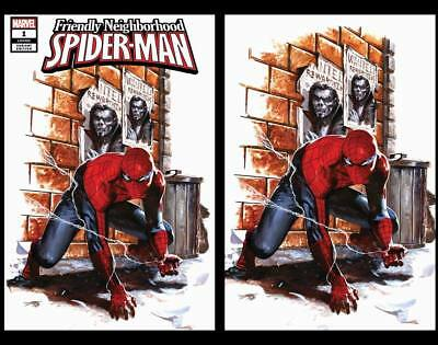 FRIENDLY NEIGHBORHOOD SPIDER-MAN #1 Dell 'Otto Exclusive SET!! 01/23