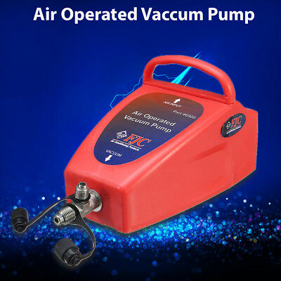 4.2CFM Air Operated Vaccum Pump Conditioning Cooling System Tool Auto Pneumatic