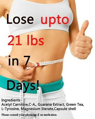 Very Strong Fat Burners Strong T5/T6 Weight Loss Slimming Aid Diet Pills Tablets
