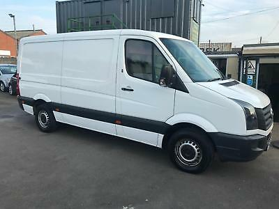 Volkswagen Crafter 2.0TDi ( 109PS ) BlueMotion Tech CR35 MWB