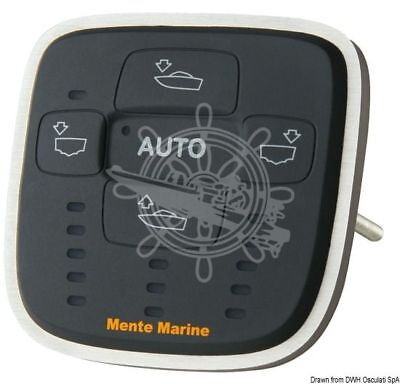 MENTE-MARINE control panel for flap automatic ACS FCP