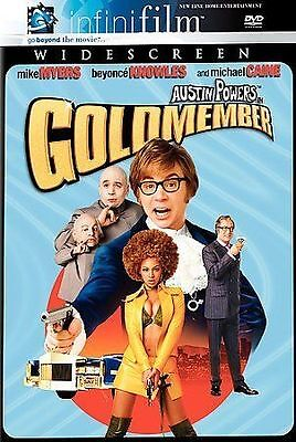 Austin Powers in Goldmember ~ DVD 2002 Widescreen ~ Mike Myers & Beyonce Knowles