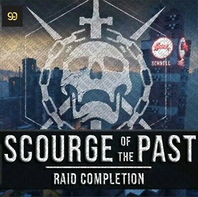 Destiny 2 Scourge of the Past Raid Recovery XBOX
