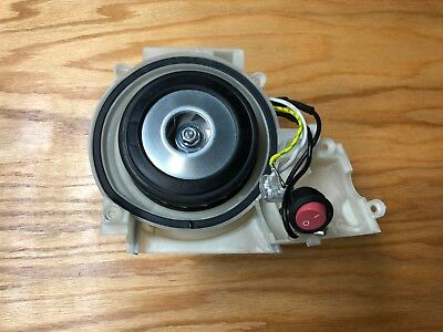 Hoover Model FH11200 Spotless Portable Carpet Cleaner  MAIN MOTOR REPLACEMENT