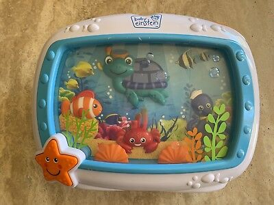 Baby Einstein SEA DREAMS CRIB BABY SOOTHER LIGHTS SOUNDS No Animation
