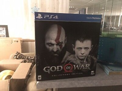 God of War - Collector's Edition PS4 PlayStation 4