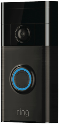 NEW Ring 8VR1S5-VAU0 Video Doorbell - Venetian Bronze