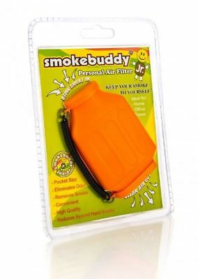 Smoke Buddy Junior Personal Odor Cleaner Smokebuddy Vape Filter Purifier Orange