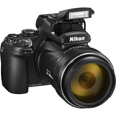 Nikon COOLPIX P1000 Digital Camera *USA AUTHORIZED*