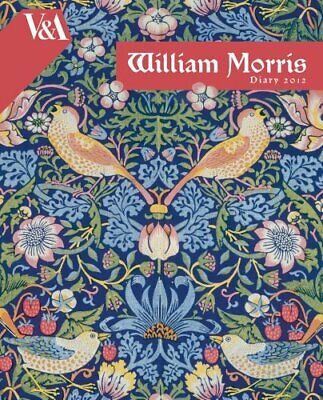 Diary 2012 V&A William Morris (Flame Tree Art Diaries... by Flame Tree Publishin