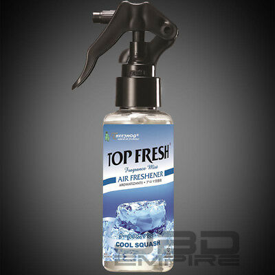 Treefrog Tree Frog Natural Air Freshener JDM - Cool Squash Fragrance Mist Spray