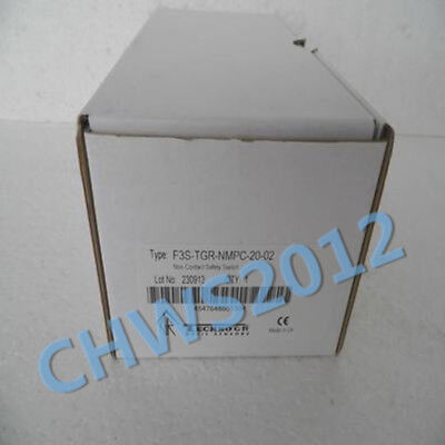 1 PCS NEW IN BOX  TECHNOGR safety switch F3S-TGR-NMPC-20-02