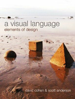 A Visual Language: Elements of Design by Anderson, Scott Paperback Book The