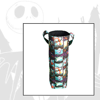 Jack Skellington Wine Bottle Tote Bag Handmade