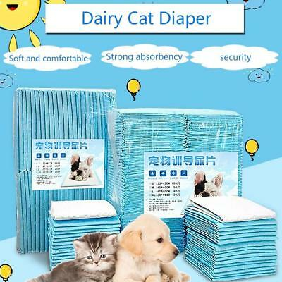 Diaper Pad Dog Cat Absorbent Diaper Disposable Pet Urine Nappy Hygienic Training