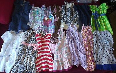 Girls clothing lot new condition sizes 2t, 3t, 4t, 5t, xs, m, L 10-12 and 14