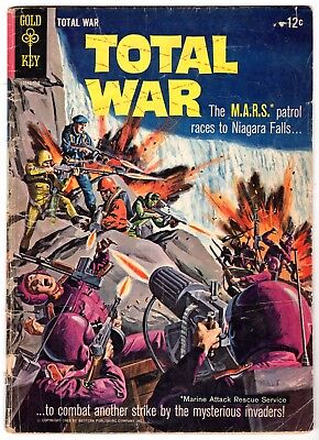 Total War #2, Very Good Condition