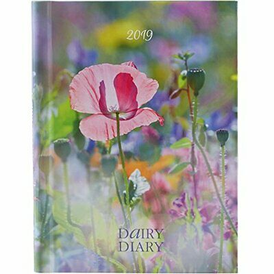 Dairy Diary 2019 2019: A British icon - Dairy Diary has been... by Paull, Marion