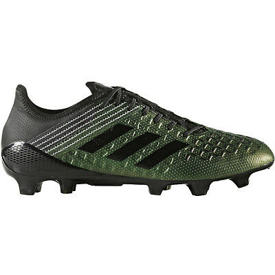 adidas Performance Mens Predator Malice Control Firm Ground Rugby Boots - 11US