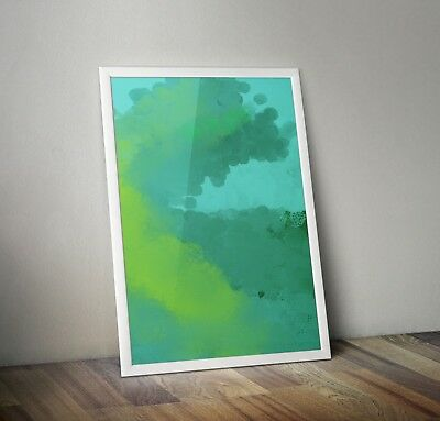 Abstract Prints Printable Wall Decor Downloadable L'ODYSSEE by ALEXANDRE DESPLAT