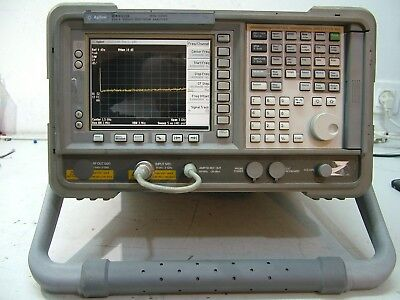 KEYSIGHT USED E8362B 10 MHZ-20GHz Vector network analyzer, 2P  010