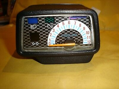 Tachometer. NEW. Genuine part for Honda XL XR125 and Hartford VR125.  0130200000