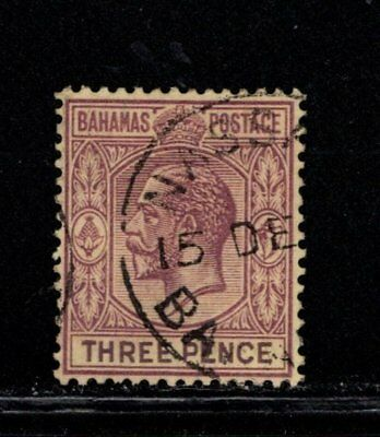 Item No. A6162 – Bahamas – Scott # 76 – Used