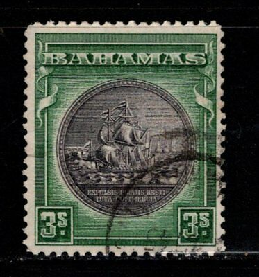 Item No. A6168 – Bahamas – Scott # 91a – Used