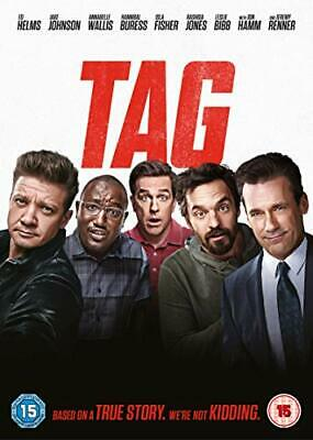 Tag [DVD] [2018] - DVD  BTVG The Cheap Fast Free Post