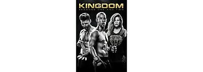 Kingdom: Seasons 1 & 2 Complete First & Second (DVD) NEW Sealed, Free Shipping
