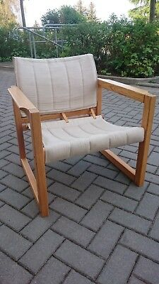 Sessel Stuhl Safari Chair Design 70er Jahre Karin Mobring For Ikea