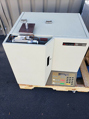 Perkin Elmer 2400-II CHNS/O Analyzer, PE Elemental Analyzer 120v 60HZ 12A