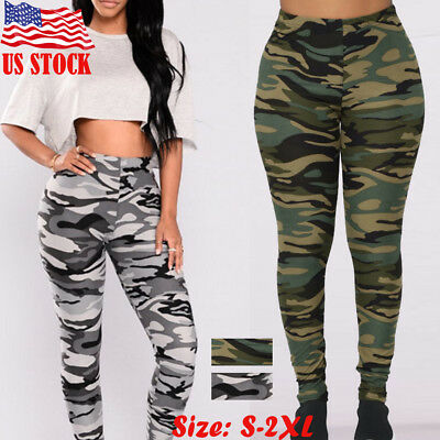 Women's YOGA Gym Sports Pants Hip Push Up Leggings Fitness Workout Stretch Sexy
