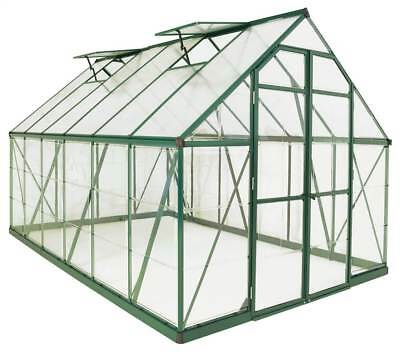 Balance Hobby Greenhouse with Roof in Green [ID 3423589]