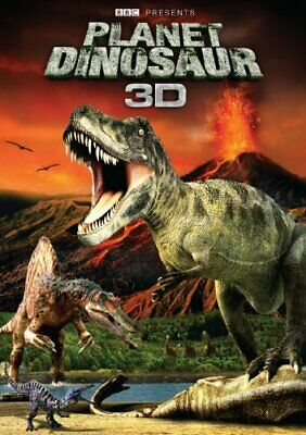 Planet Dinosaur - walking with dinosaurs - the next generation 2D... - DVD  E8VG