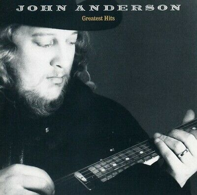 John Anderson - Greatest Hits [New CD]