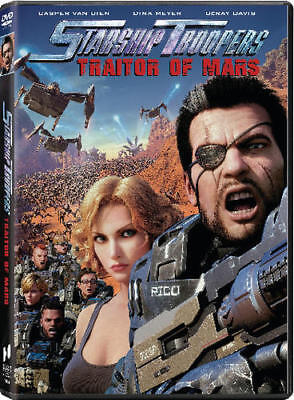 Starship Troopers: Traitor of Mars DVD NEW