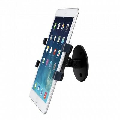 """Ipad Wall Mount Swivel 360° Rotating Tablet Holder Fit 6-13"""" Tilt Arm View NEW"""