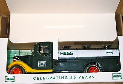 Brand New (SOLD OUT) 2018 Hess Toy Truck 85th Anniversary Collectors Edition