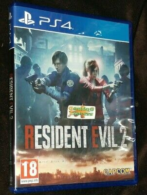 Resident Evil 2 Playstation 4 PS4 NEW Pre-Order Release Date 25/01/2019