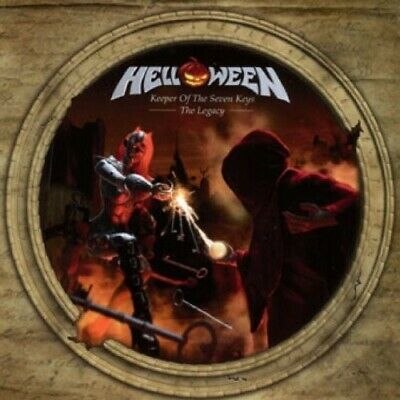 Helloween - Keeper Of The Seven Keys: The Legacy (World Tour 2005/2006 : Live In