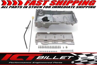 Gm Ls Swap Muscle Car Oil Pan Ls1 Ls2 Ls3 Ls6 Lh6 Lr4 Lq4 Lq9 Lsx