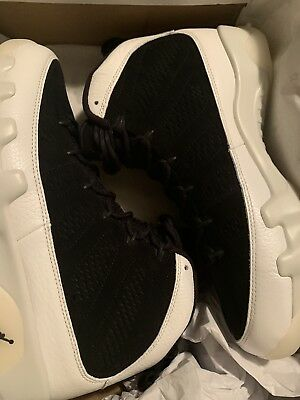 4252360ba90 New Air Jordan 9 IX Retro City of Flight All Star Black White size 10 302370