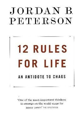 12 Rules for Life: An Antidote to Chaos by Jordan B. Peterson - Ebook via Email