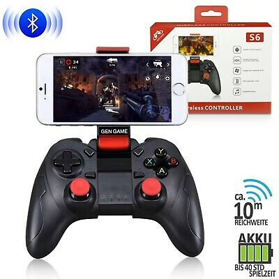 LCOSE Pro Game Controller Android Bluetooth Gamepad für Smartphone, Tablet PC