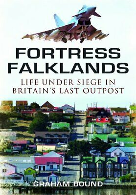 Fortress Falklands by Graham Bound Book The Cheap Fast Free Post