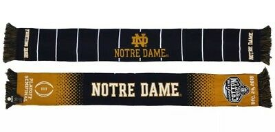 Notre Dame 2018 / 2019 Cotton Bowl Scarf - CFP - College Football Playoff