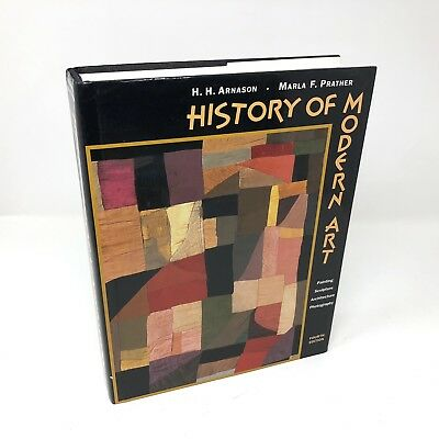 Comprehensive a history of modern art by h. H. Arnason 4th edition.